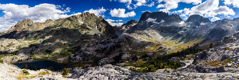 Nydiver Overlook, Ansel Adams Wilderness