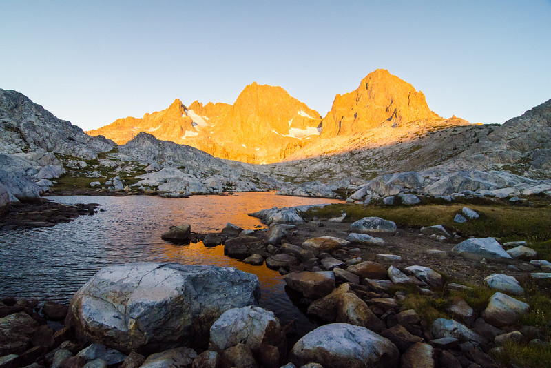 Ritter and Banner, Ansel Adams Wilderness