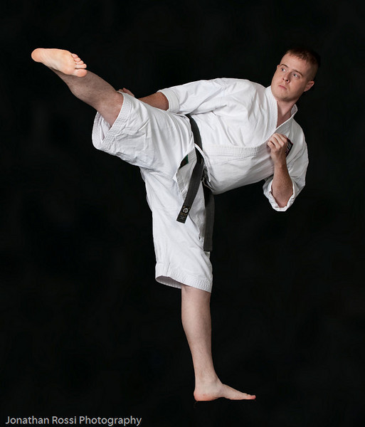 Travis Bush - Mandeville Karate Training Center