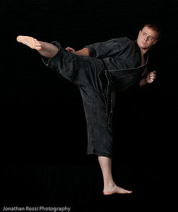 Travis Bush - Mandeville Karate Training Center