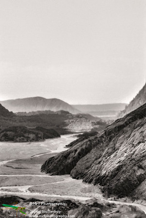 Franz Josef river Westland