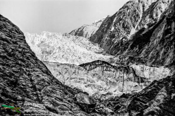 Franz Josef glacier Westland
