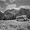 The Routeburn bus<br /> Kinloch