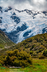 Kaka Point track Aoraki Mt Cook National Park
