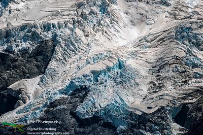 Hooker Glacier Aoraki Mt Cook