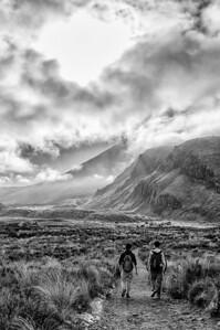 Mangatepopo Valley Tongariro Crossing