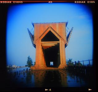 Old oar dock, Marquette, MI
