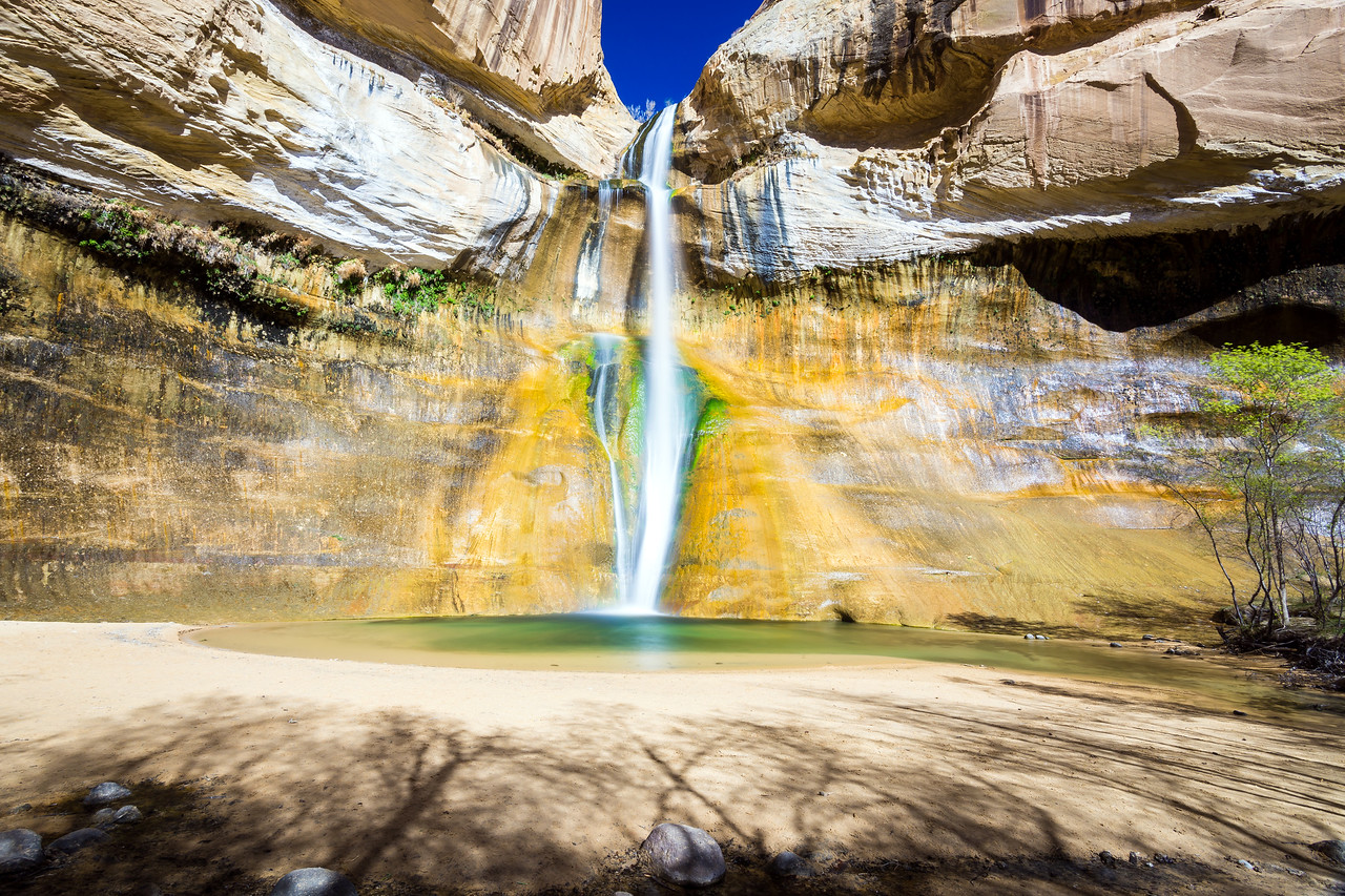 Lower Calf Creek Falls, Grand Staircase-Escalante National Monument