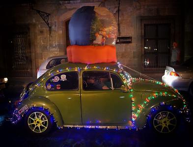 VW at Christmas