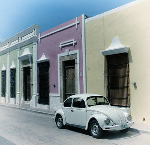 VW, Campeche, Mexico