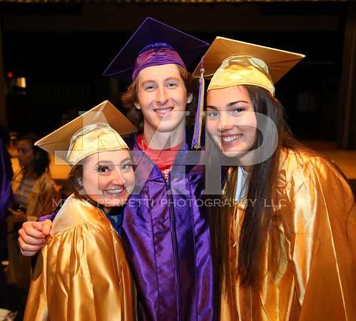 Amsterdam High School Graduation Practice  6-24-2019