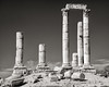 Roman Ruins at the Citadel, Amman