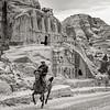 Horse Rider, Petra