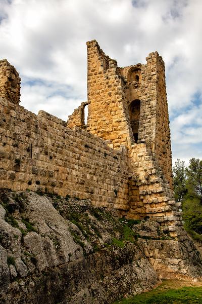 Tower at Ajloun Castle