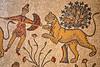 Ancient Mosaic, Mount Nebo