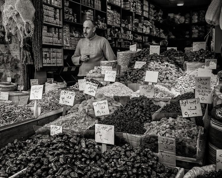 Market Stall, Amman