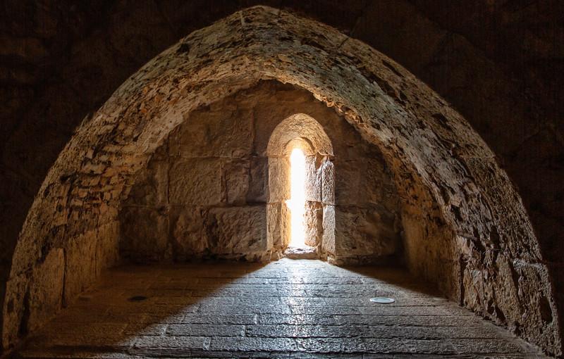 Arrow Slit, Ajloun Castle