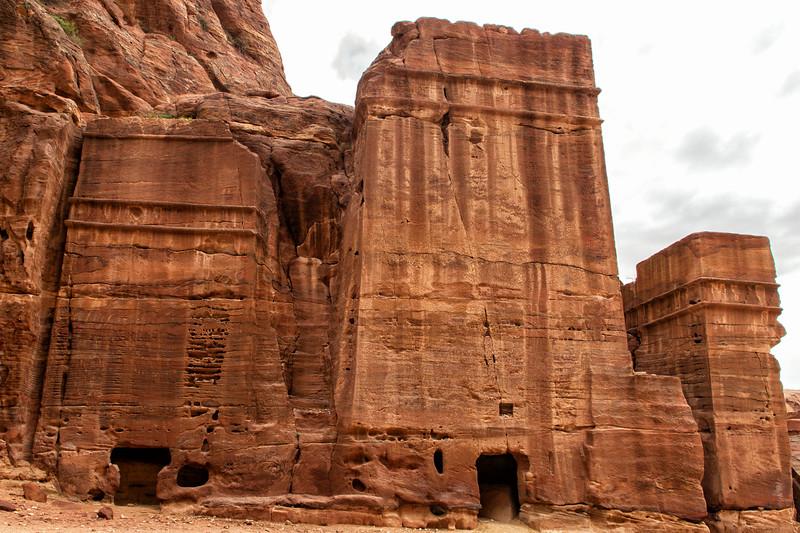 Petra Buildings