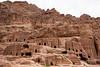 Stone Tombs, Petra