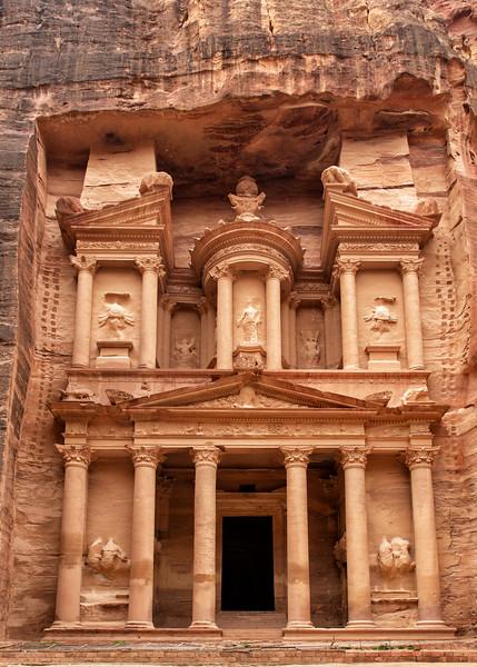 The Treasury (Al Khazna) at Petra