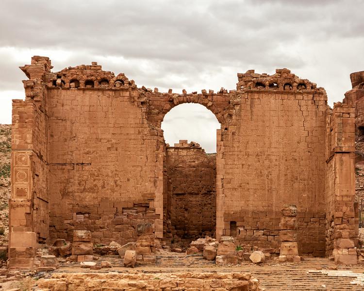 Qasr al-Bint Temple, Petra