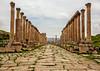 South Decumanus, Jerash Roman Ruins