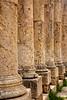 Columns, Roman Ruins of Jerash