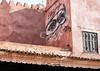Grafitti Mural, Marrakech
