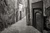 Empty Alley, Marrakech