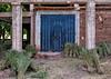Blue Door and Harvest, Ait Bouguemez