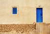 Blue Door and Window, Ait Bouguemez