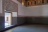 Ornate and Empty, Bahia Palace, Marrakech