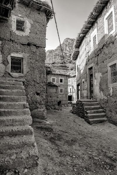Village Steps, Ait Bouguemez