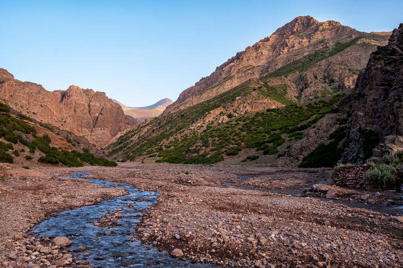 M'Goun Valley