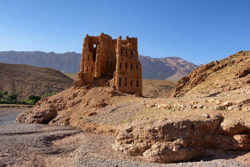 Crumbling Kasbah