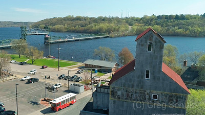 A Commanding View Downtown Stillwater St. Croix Riverfront