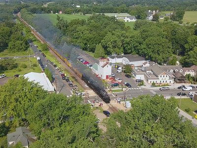 UP Big Boy Steam Locomotive Visits Lake Elmo St. Croix River Valley