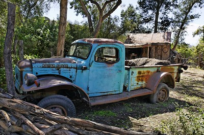 Power Wagon,Superior, Arizona