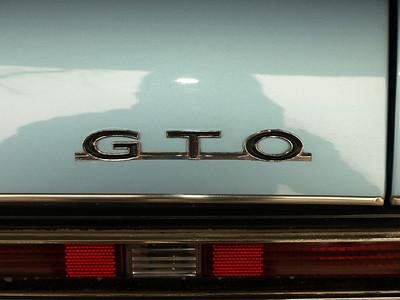 Bill Bobowicz's '69 GTO