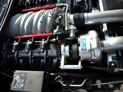 Bill Cobb's 2007 Z06 Corvette...Whoa....
