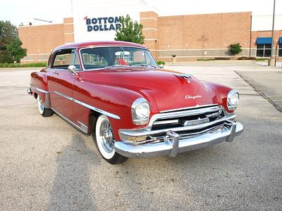 Bill Coster's Rare 1954 Chrysler Windsor