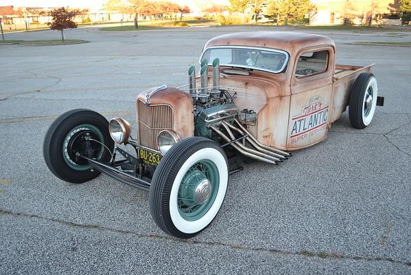 Bill Turk's Extreme '35 Truck Rod...