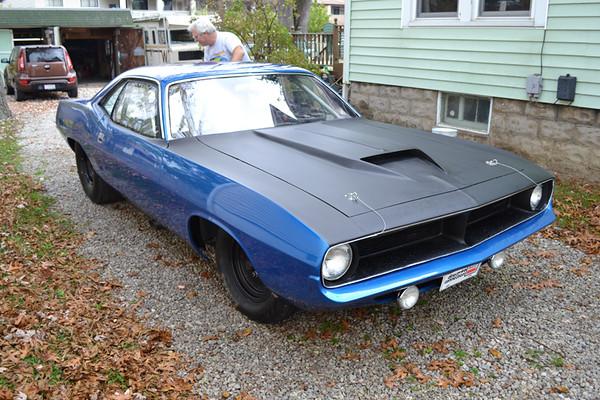 Dan Swalius' 1970 Barracuda For the Strip