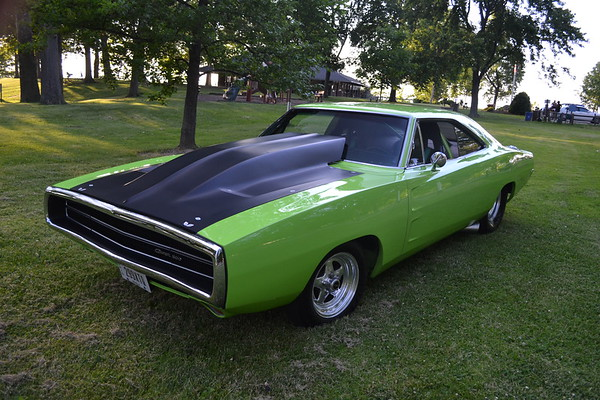 Nick's '70 Pro Street Charger
