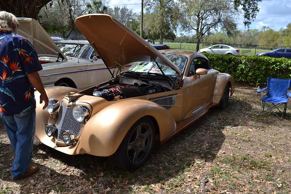 Robert Hailey's Custom Built Bella Elan Cruiser