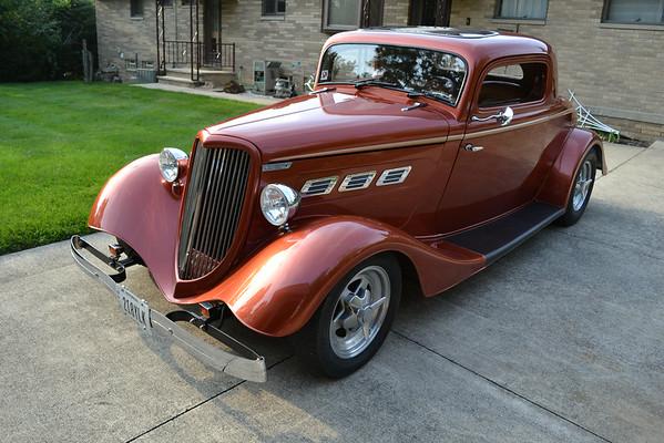 Stanley Wodzisz' 1934 Ford