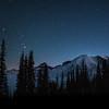 night fall at sunrise