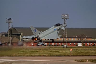 Eurofighter Typhoon - RAF Coningsby