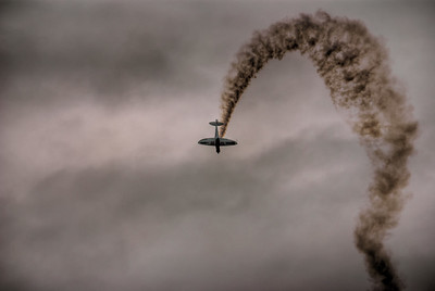 The Twister Duo Aerobatic Display
