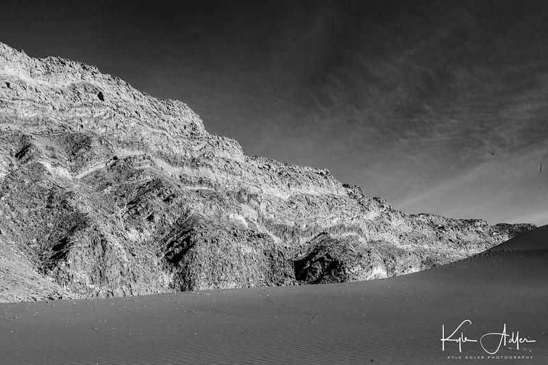 The Atacama Desert's Valley of the Moon was otherwordly, indeed.